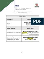 019-19 PE -  AQUISICAO DE EQUIPAMENTOS INFORMATICA - Cameras - 8666