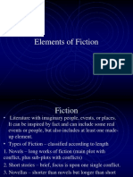 Elements of Fiction-english II notes