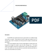 Is d 1820 Sound Module