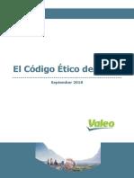 Valeo Code of Ethics 2018 SP_compressed