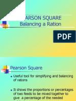 PEARSON SQUARE LECTURE