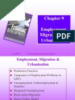 Ch 9 Employment