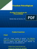 Pruebas Proyectivas 2010-2