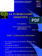 La Tuberculose Digestive 2012