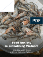 2019- Food Anxiety in Globalising Vietnam-Springer Singapore,Palgrave Macmillan (2019)