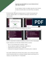 Instalacion de ANACONDA en VM UBUNTU sobre Servidor PROXMOX