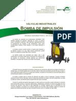 ADCA - Serie ADCAMAT POP-S Bomba de impulsión de condensados DN 25-80
