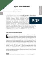 A Zona Oeste, fronteira dos estudos urbanos - Marcella Araujo e Thomas Cortado.pdf