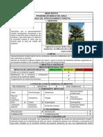 Anexo 2. Ficha aprovechamiento forestal