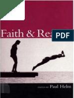 Paul Helm - Faith and Reason (Oxford Readers) (1999)
