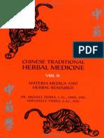 Chinese Traditional Herbal Medicine, Vol. II (Materia Medica and Herbal Resource) - Michael Tierra, Lesley Tierra.pdf