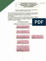 PROCEDIMIENTO SEGURO PARA ALMACENAMIENTO Y SUMINISTRO DE COMBUSTIBLE A MAQUINARIA Y EQUIPOS MENORES.pdf
