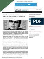 A Arte da Seita Política – 1 – Introdução – Ceticismo Político.pdf