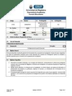 GA-F03 Formato SEMINARIO I