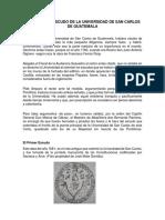 HISTORIA DEL ESCUDO DE LA UNIVERSIDAD DE SAN CARLOS DE GUATEMALA.docx