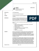 Council Agenda Meeting - 17 Feb 2020