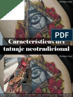 Eustiquio Lugo - Características Del Tatuaje Neotradicional