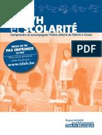 TDA-H et scolarité - Comprendre et accompagner l élève atteint de TDA-H à l école (décembre 20 (ressource 7699)