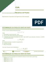 Dimensionamento Mecânico_Postes Atualizado.pdf
