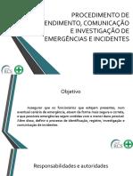 DMS_PROCEDIMENTO EM CASO DE ACIDENTE