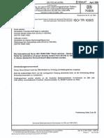 [DIN 70305 Entwurf_1995-04] -- Straßenfahrzeuge_ Erzeugung von genormten elektromagnetischen Feldern für die Kalibrierung von Leistungsdichtemeßgeräten im Frequenzbereich 20 kHz bis