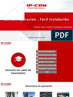 Cable-Free CCTV Network Solution ES