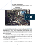 The Complex Markets Hypothesis - Allen Farrington - v1