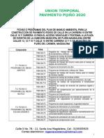 Fichas Ambientales PMA Pavimento Cabrera 2