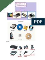 DISPOSITIVOS de procesamiento,almacenamiento,entrada,.salida,mixto imagenes