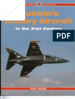 Russia's Military Aircraft in the 21st Century(Amitks93)