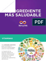 ingrediente saludable