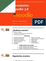 3ipunt-Novedades Moodle 3.8