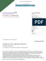 Coxalgia en el niño diagnostico diferencial