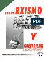 V17223-MARXISMO Y GUEVARISMO CRISTIANO (S,G)