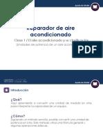 Clase 1  El aire acondicionado y su clasificación.pdf