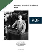 A Propaganda Nazista e a Costrução de Inimigos