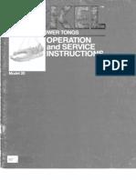Eckel Hydraulic power tong model 20.pdf