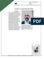 """La casa mangia le parole sul """"Corriere Como"""", recensione di Lorenzo Morandotti"""