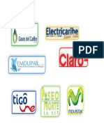 logos servicios publicos
