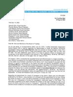 TEA Letter to Harlandale ISD