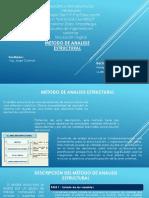 METODO DE ANALISIS ESTRUSTURAL