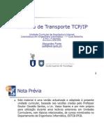 Protocolos de Transporte Tcp e Udp