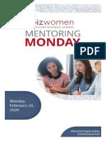 2020 BizWomen BioBook_021420