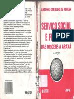 AGUIAR, Antonio G. Serviço Social e Filosofia Das Origens a Araxá (1)