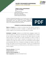 INFORME ACCION SOCIALMENTE RESPONSABLE.doc