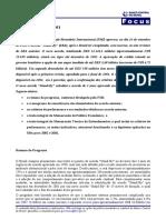 Acordo FMI 2001