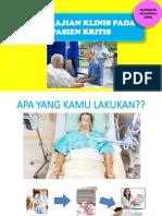 pengkajian klinis kritis