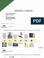 INGENIERÍA CLÍNICA I ICO82 1
