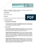 LECTURA DE EMOS Y LEVANTE DE OBSERVACIONES