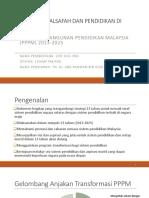 EDUP3013 (PPPM2013-2025)